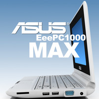 Notebook.ASUS Eee PC 1000.MAX